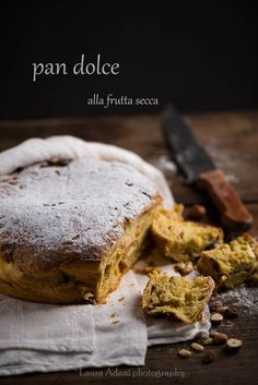io...così come sono...: Pan dolce alla frutta secca - Sweet bread with dried fruit. scroll down for English version