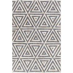 Surya Medora MOD101 Indoor Area Rug Charcoal - MOD1013-810