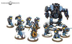Our Combat Patrols 4: Patrol Harder - Warhammer Community Warhammer Models, Warhammer 30k, Warhammer 40k Space Wolves, Necron, Drinking Buddies, Warhammer 40k Miniatures, The Grim, Ragnar, Space Marine