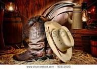 Cowboy boot tattoo idea