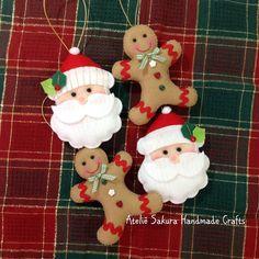 Pingente para árvore de Natal