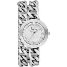 Ceasuri Dama :: CEAS FREELOOK F.1.1017.01 - Freelook Watches Watches, Swarovski, Silver, Leather, Accessories, Wristwatches, Clocks, Money, Jewelry Accessories