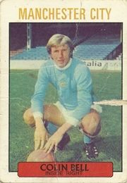 Colin Bell of Man City in 1971.
