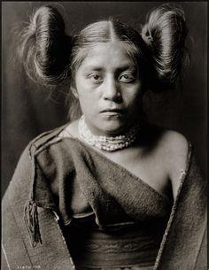 A Tewa Girl
