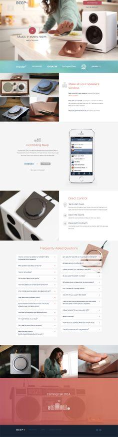 Beep Website