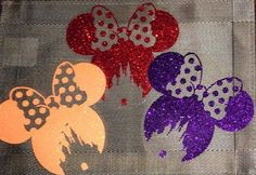 Disney Castle Minnie Mouse Ears T-Shirt by ShayButterMonograms                                                                                                                                                                                 More