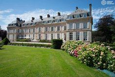 Profitieren Sie von einem Aufenthalt in der Normandie und übernachten Sie im Hotel Château de Sissi. Kunst des Reisens mit Bontourism®.