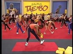 TaeBo....I used to do this....would consider doing again!  Was a great workout!