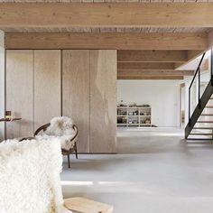 mid century mountain house by scott & scott architects