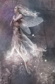 ≍ Nature's Fairy Nymphs ≍ magical elves, sprites, pixies and winged woodland faeries - Fairy Light Collages, Daenerys Targaryen, Collage