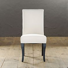 Upholstered Couture Chair...19w---38h...
