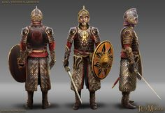 King Theoden armour design for Total War: Rise of Mordor. Source by Fantasy Armor, Medieval Fantasy, Game Character Design, Character Art, Armadura Viking, Tolkien, Game Of Thrones Westeros, Armor Concept, Lord Of The Rings