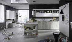 Collection Everyone : Contemporary Kitchen Designs   Snaidero