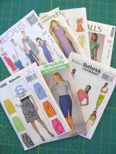 Tips for sewing your own wardrobe