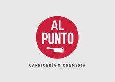 Al Punto / Carnicería & Cremeria by Jonnah Moreno, via Behance