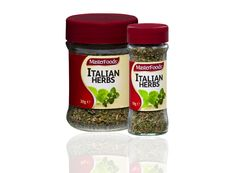 MasterFoods® Italian Herbs product information. Find out more about our delicious Herbs & Spices range for your next food creation. Salsa, Spices, Herbs, Jar, Food, Salsa Music, Spice, Restaurant Salsa, Jars