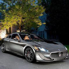 Chrome Maserati