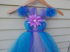 Abby Cadabby Inspired tutu dress for baby girl by buggyandbubba