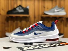 Nike Air Max Axis Blue White Shoes Best Price AA2146 101
