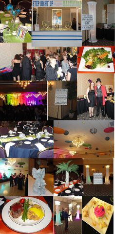 "2011 Miracle Ball  ""The Greatest Party On Earth""  Formal Fundraising Event"