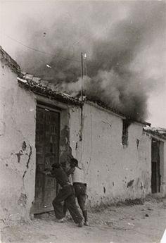 1937-07 Gerda Taro, Republican soldiers, Battle of Brunete, July 1937
