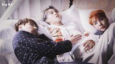 Jungkook, Jimin e JHope para Full Álbum 'WINGS' - BTS ❤
