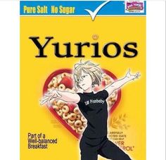 I want this cereal ;0; 7w7