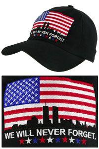 Never Forget - Purchase funds 1 meal for homeless veterans - https://theveteranssite.greatergood.com/store/vet/item/45919/?origin=VET_PIN_GGN_ADGROUP_ECOMM_HAT_0911