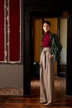 Sfilata ERIKA CAVALLINI Milano - Pre-Collezioni Autunno-Inverno 2017-18 - Vogue