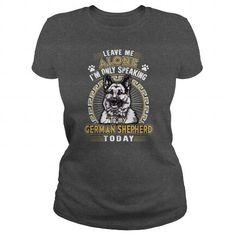 Custom Names my german shepherd T shirts