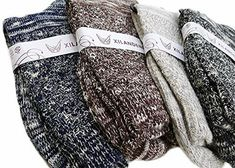 Lian LifeStyle Men's 4 Pairs Pack Combed Cotton Color Socks Size 7-11(4 Color) Men's Clothing Thigh High Leg Warmers, Thigh High Tights, Thigh High Socks, Black Tube Skirt, Combat Boots Socks, Womens Wool Socks, Fashion Socks, Men Fashion, Girls Knee High Socks