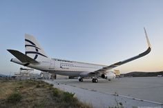 "Aegean Airbus A320-232 (WL) - cn 6611 SX-DGY Sharklets First Flight May 2015 Age 0.1 Years Test registration F-WWDM Athens International Airport ""Eleftherios Venizelos"" ATH/LGAV"
