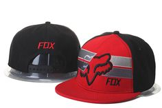 Fox Snapback Hats Red/Black 046|only US$20.00 - follow me to pick up couopons.