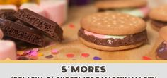 S'mores ou Bolacha Chocolate e Marshmellow – Receitas de Minuto EXPRESS #158