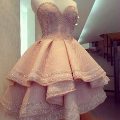 Prom Dresses For Teens, collectionsall?best=Lace Gorgeous Homecoming Dress Handmade Sparkly Formal Elegant Sweetheart Homecoming Dresses Cocktai on Luulla , Short prom dresses and high-low prom dresses are a flirty and fun prom dress option. Prom Dresses 2015, Grad Dresses, Short Dresses, Prom 2015, Sparkly Homecoming Dresses, Pretty Dresses, Beautiful Dresses, Gorgeous Dress, Lace Evening Gowns