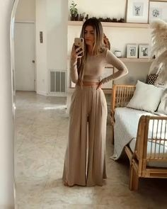 Cute Casual Outfits, Stylish Outfits, Classy Chic Outfits, Elegant Summer Outfits, Mode Outfits, Fashion Outfits, Europe Outfits, Look Boho Chic, Boho Style