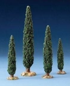 Save $3.56 on Fontanini CYPRESS TREE SET Figurine 5 Inch Series; only $29.94