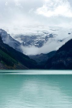 Lake Louise. Alberta, Canada.