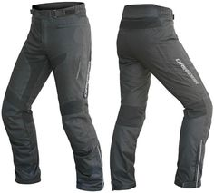 DRIRIDER GS SPEED MENS PANTS BLACK BLACK