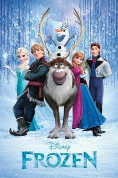 Day 1 of the 30 day Disney challenge: favorite Disney movie!!! FROZEN!!:-) :-)