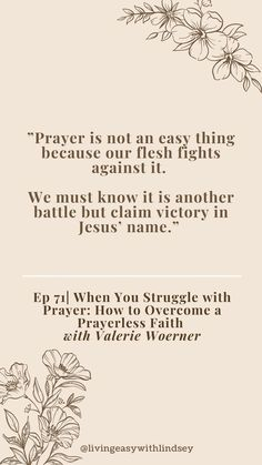 A prayerless faith is an empty faith. On today's episode, author Valerie Woerner and I discuss PRAYER. Do you get distracted when you're praying? Is our entire generation too distracted to pray? I think it is a bigger issue than we think. Do you feel like, deep down, it's more of a last resort than a first priority? On Today, Do You Feel, Spiritual Life, Names Of Jesus, Priorities, Things To Think About, Prayers, Spirituality, Bible