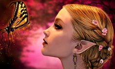 fantasy elves | Fantasy Elf Wallpaper/Background 2962 x 1802 - Id: 382815 - Wallpaper ...