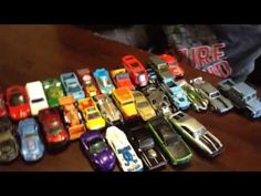 HotwheelsCollection - Part 1 Summer Vacations, Cars, Autos, Automobile, Car, Trucks