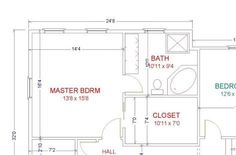 25 Best Master bedroom floor plans (with ensuite) images in 2019 ...