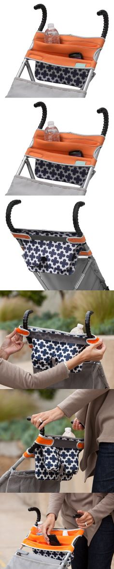 Infantino Stretch Umbrella Stroller Storage - Infantino Stretch - CloverThe STRETCH is the first stroller storage product designed for umbrella strollers. Easy - on and easy - off attachment. Folds with stroller. Insulated drink holders and multi... - Accessories - Baby$14.98