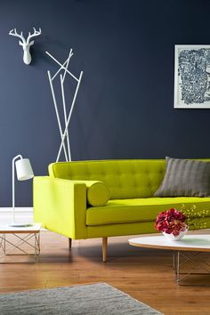 Unique and enigmatic color like chartreuse