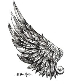 wing tattoo - Поиск в Google: