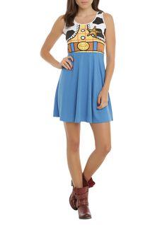 Disney Toy Story Woody Costume Dress | Hot Topic. Loving Hot Topic