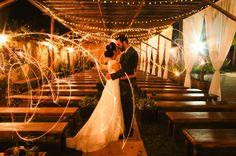 3 dias antes do casamento Pâmella ficou muda de ansiedade, e só passou 3 dias depois do casório. Casamento lindo e feito com muito amor e carinho.Vem ler!