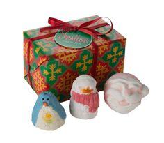 LUSH - Festive Goodies Gift